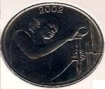 25FCFA coin