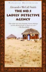 'The No1 Ladies Detective Agency' by Alexander McCall Smith