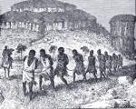 Slave capture