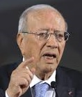 Beji Caid Essebsi, new President of Tunisia