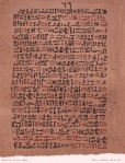 Ebers Papyrus - remedy for asthma