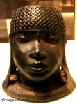 Queen from Benin kingdom