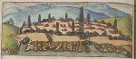Casablanca in 1572, still called Anfa on this painting