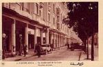 Streets of Casablanca in 1930