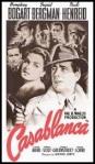 'Casablanca', 1942 movie starring Humphrey Bogart and Ingrid Bergman