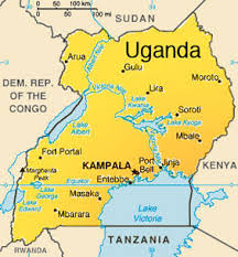 Why the name kampala african heritage map of uganda sciox Gallery