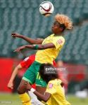 Gaelle Enganamouit in action (Getty Images)