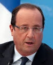 Francois Hollande, President of France