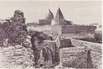 Engraving of the 13th century Fakr ad-Din Mosque in Mogadishu