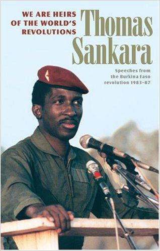 Burkinabe Leader African Heritage