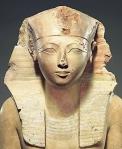 Hatshepsut (Wikipedia - MET Museum)