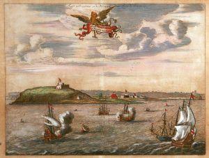 Goree_Le_fort_d'Orange_et_de_Nassau_à_l'île_de_Gorée_17th century