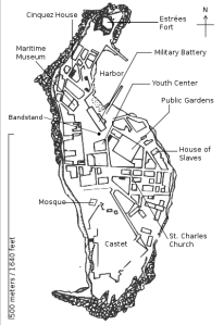 Goree_Map_of_Goree