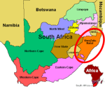 South Africa map_KN