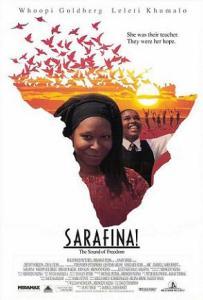 Sarafina_poster