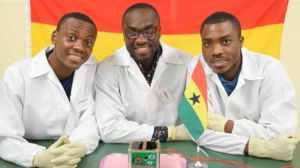 Ghana_Satellite team