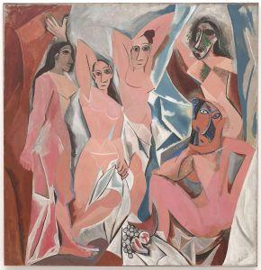 Picasso_Les_Demoiselles_d'Avignon