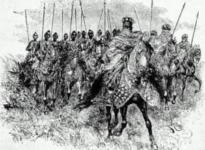 Mossi Cavalry