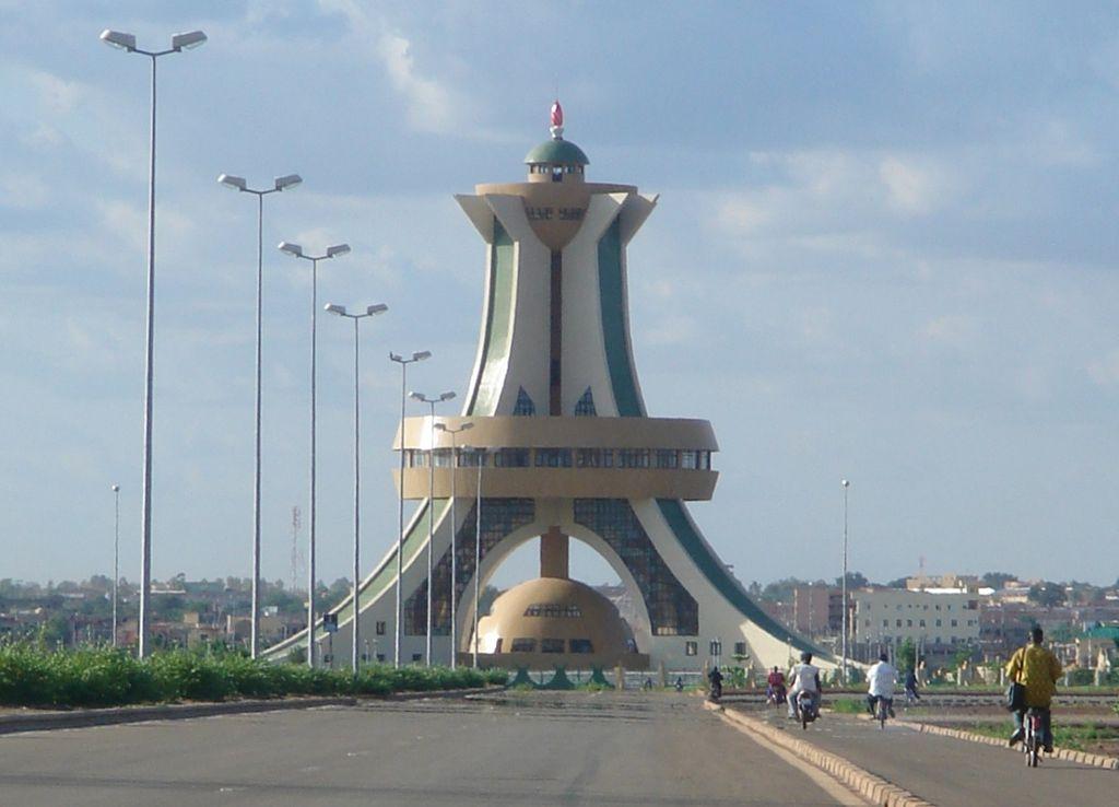 Escorte Burkina Faso