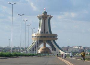 Ouaga2000 Memorial
