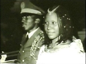 Thomas Sankara and Mariam