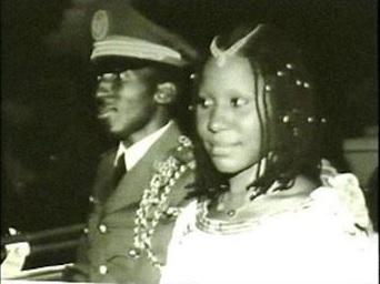 Thomas Sankara and Mariam