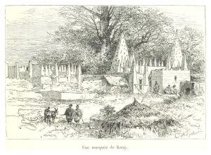 Cote dIvoire_Kong_Une Mosquée de Kong 1892