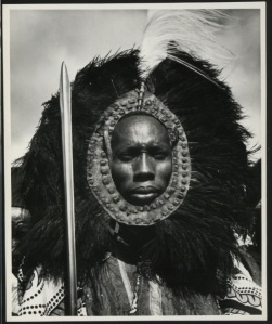 Tanzania_Hehe warrior