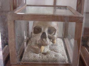 Tanzania_Mkwawa skull
