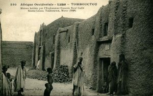 Timbuktu_Rene Caille House 1905-06