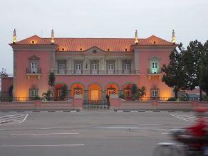 Angola_Huambo,_Palácio_do_Governador