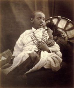 Ethiopia_Prince Alemayehu