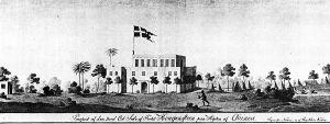 Ghana_Slave fort Kongensteen