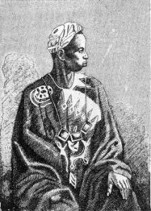 Senegal_Wolof griot 1890