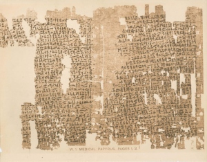 Kahun gynaecological papyrus_1