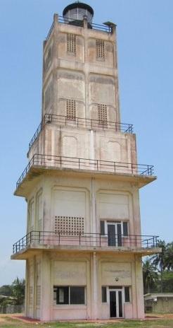 Cote dIvoire_Port Bouet le phare de Petit Bassam_2