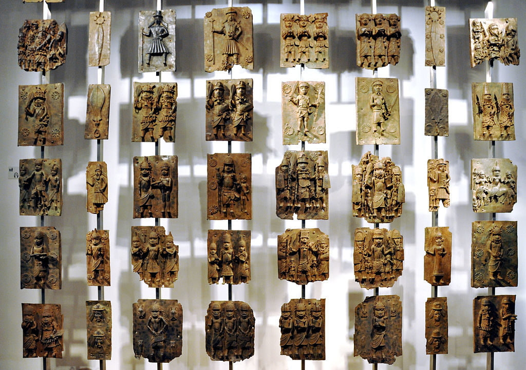Benin City-Cast_brass_plaques_from_Benin_City_at_British_Museum-1024x721
