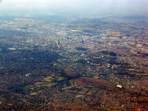 Johannesburg 2008