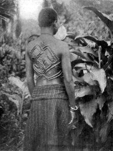 Congo_Batetela woman Lualaba Kassai_1905