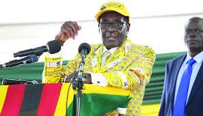 Robert Mugabe_ZANU PF