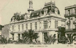 Annaba_Bone Hotel de ville epoque coloniale