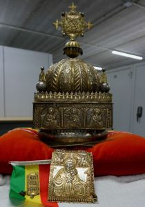 Ethiopian Crown 18th Century