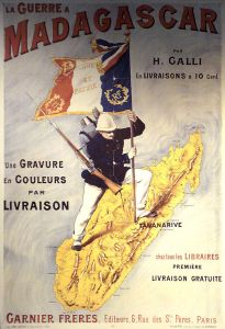Ranavalona III conceded defeat to the French in Sept 1895