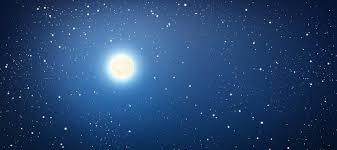 Stars and moon_1