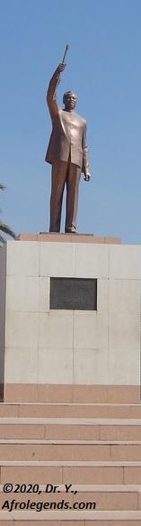 Tanzania_Dodoma Julius Nyerere Square1
