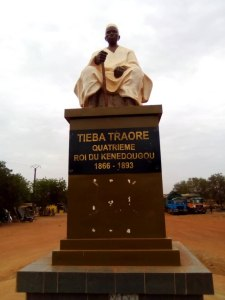 Mali_Tieba Traore