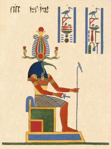 Ibis_The god Thoth