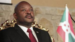 Burundi_Pierre Nkurunziza
