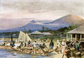 Cameroon_Limbe_Victoria_1908 painting